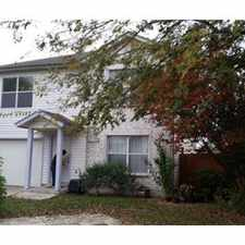 Rental info for 8903 KENTON BRIAR 3 2.5 in the San Antonio area