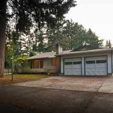 Rental info for Beautiful One Level Ranch Home on Tree Lined Street in the Portland area