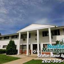 Rental info for Grafton Manor