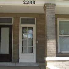 Rental info for 2288 N High Street #2 in the Northwood Park area