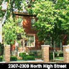 Rental info for 2307 2309 North High Street in the The Ohio State University area