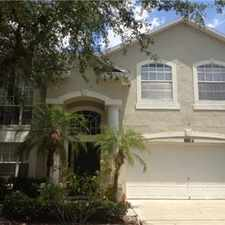 Rental info for 8604 Button Bush Ct, tampa, fl -33647 in the Tampa area