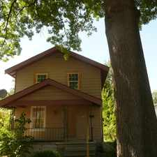 Rental info for Cute 2 Story 2 Bedroom Home with Hardwood Throughout