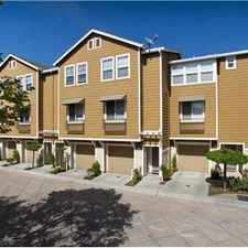 Rental info for Modern Three Bedroom Townhouse with Club House in the Downtown area