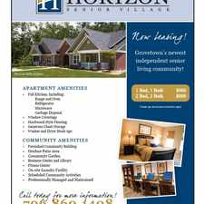 Rental info for Horizon Senior Village