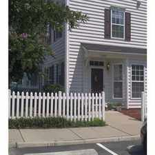 Rental info for $1430/mo Remington Park Townhomes/North Suffolk in the Suffolk area