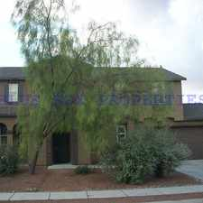 Rental info for 4913 W. Paseo Don Carlos