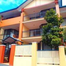 Rental info for STYLISH UNFURNISHED APARTMENT WITH WHITE GOODS! in the Brisbane City area