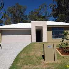 Rental info for BEAUTIFUL 4 BEDROOM HOME in the Berrinba area