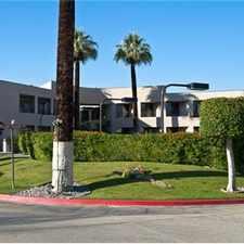 Rental info for Rare Spacious Ground-Floor Palm Springs Condo in the Baristo area