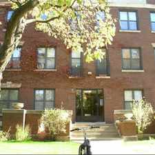 Rental info for 5457-5459 S Blackstone Avenue in the East Hyde Park area