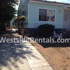 Rental info for 2 Bedrm & 1 Bath House for Rent in the Talmadge area