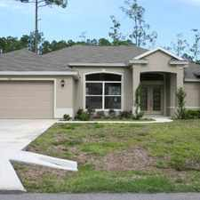Rental info for 56 Ryberry Drive , Palm Coast