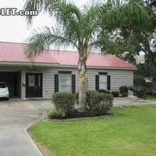 Rental info for $1700 2 bedroom Apartment in Calcasieu (Sulphur)
