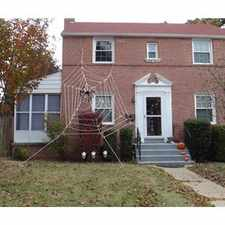 Rental info for 3 Bed 2 Bath SFH Available Sept 1st in Cheverly! in the Landover area