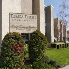 Rental info for Topanga Terrace Apartments in the Los Angeles area