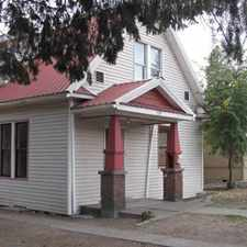 Rental info for North Maple St & West Alice Ave in the 99205 area