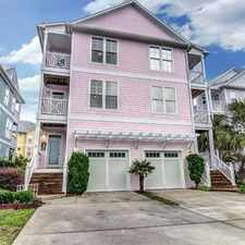 Rental info for Short or Long Term Lease Option - Welcome To Paradise in Carolina Beach! 35' Boat Slip is Optional for Additional Rental Amount!