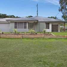 Rental info for APPROVED APPLICATION - DREAM HOME WITH SPECTACULAR VIEWS! in the Capalaba area