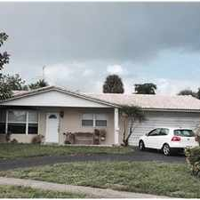Rental info for 4/2 House For Rent in the 33066 area