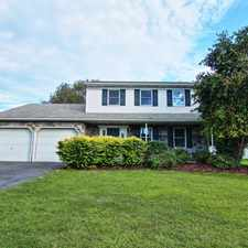 Rental info for Spacious 3 Bed 1.5 Ba Colonial in Fleetwood School District!