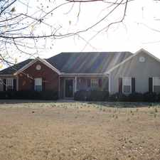Rental info for 73 East Oak Street: Split floor plan ranch style home with 2-car garage.