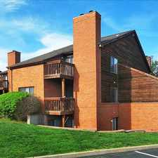 Rental info for South Summit Apartments in the Mehlville area
