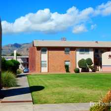 Rental info for Trans-Mountain Apartments in the El Paso area