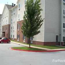 Rental info for Home Towne Suites Bentonville