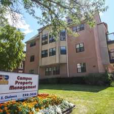 Rental info for 301 E Chalmers in the Champaign area