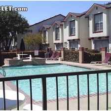 Rental info for One Bedroom In Dallas in the Highlands of McKamy area