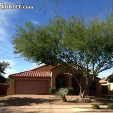 Rental info for Three Bedroom In Phoenix North