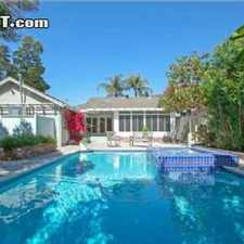 Rental info for Three Bedroom In Mid City San Diego in the Adams North area