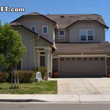 Rental info for Five+ Bedroom In San Joaquin County
