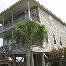 Rental info for Who Cares B - 4BR/3BA Waterfront/Gulf View