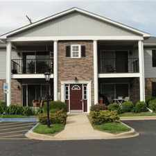 Rental info for Spacious 1st floor 2 bed/2 bath Condo with Garage in the Crystal Lake area