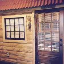 Rental info for Cabin Apt 2B/lB 4 l/2 mi downtn 3 mi Blueridge Pkw