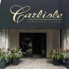 Rental info for The Carlisle in the Capital area
