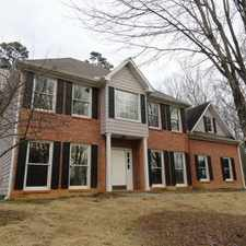 Rental info for 4 Bedroom 2.5 Bath Two Story, Brick Home
