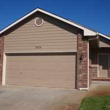 Rental info for 3 Bed 3 Bath Duplex w/ 2 Car Garage & Finished Basement Near W 37th St N & Tyler