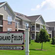 Rental info for Highland Fields