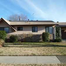 Rental info for Well-Maintained Home in Anderson
