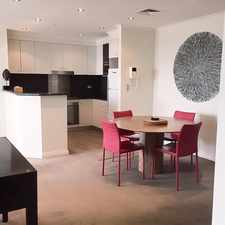 Rental info for ABOVE + BEYOND - EXCEPTIONAL 2 BRM - 50 MURRAY ST in the Sydney area