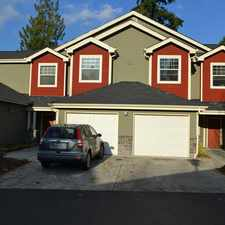 Rental info for !Beautiful 2BR/2BA in Highly Desired Jacobs Sammamish Community!