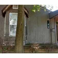 Rental info for 2-3 bedroom home, 2 bath home.