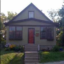 Rental info for Capitol Heights Home in the St. Paul area