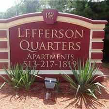 Rental info for Lefferson Quarters in the Middletown area