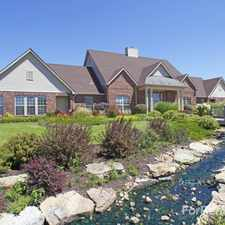 Rental info for Waterways of Lake St. Louis