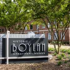 Rental info for Historic Boylan Apartments