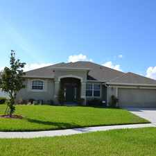 Rental info for Spacious Home in the Reserve at Lost Lake!